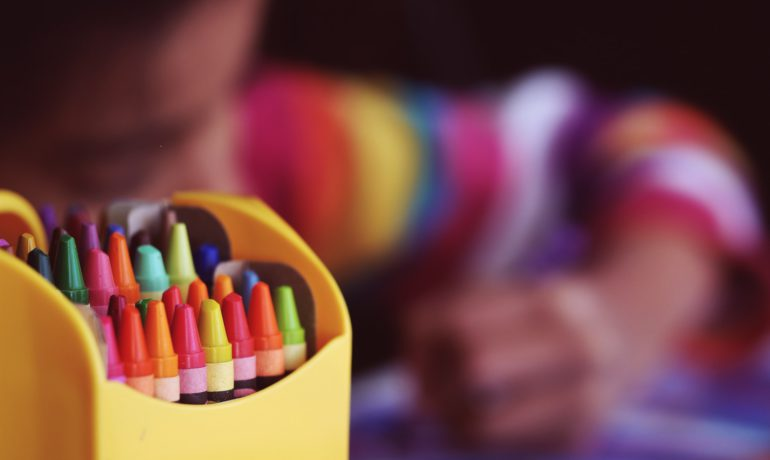 Bachelor of Early Childhood Education - by Aaron Burden