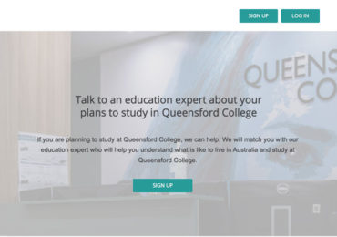 Queensford College launches their new IQAP