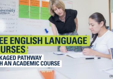 昆士兰中央大学(CQU)的免费英语语言课程