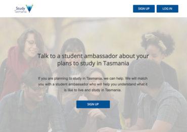 Study Tasmania Connect – International Student Ambassadors Support to Prospective Students